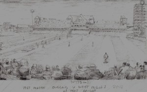 trent bridge sketch