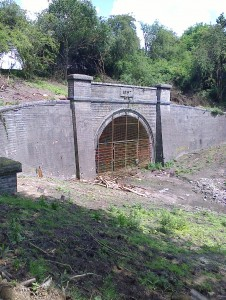 catesby tunnel portal (south end)