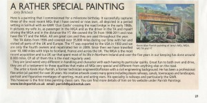 jerry birbeck-a rather special painting article p27