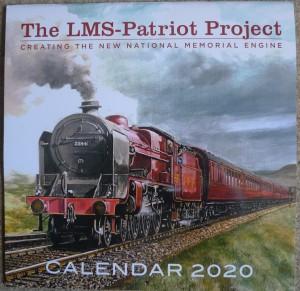 patriot project 2020 calendar P1050988
